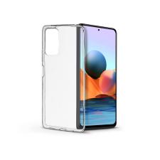 Haffner Xiaomi Redmi Note 10 Pro szilikon hátlap - Soft Clear - transparent tok és táska
