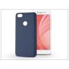 Haffner Xiaomi Redmi Note 5A/Note 5A Prime szilikon hátlap - Soft - kék