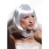 Hair Club Cleopatra party paróka fehér