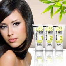 HAIRLISS KERATINE - Brazil hajkiegyesnesítő szett kozmetikai ajándékcsomag