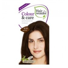 Hairwonder Colour&Care 3.37 Espresso 1 db hajfesték, színező