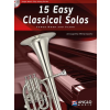 HAL LEONARD 15 Easy Classical Solos Tenor Horn, Piano