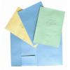 Halas Okmánytartó iratgyűjtő Fókusz A/4 230g zöld (pólyás dosszié)