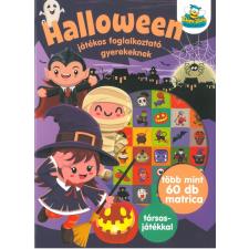 Halloween- Játékos foglalkoztató gyerekeknek ismeretterjesztő
