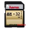 Hama 104368 32 GB SDHC memóriakártya      22 MB/sec