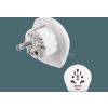 Hama világ - HU utazó adapter fehér (128210)