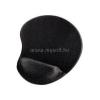 Hama zselés mini fekete egérpad (54777)