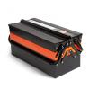 Handy Fém szerszámosláda - szétnyitható - 430 x 210 x 200 mm