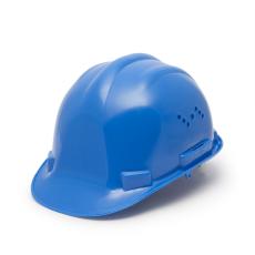 Handy munkavédelmi sisak - kék