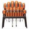 Handy Tools Handy 18 db-os csavarhúzó készlet + akasztó (10712)