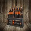 Handy Tools Handy 39 db-os csavarhúzó készlet állvánnyal (10741)