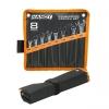Handy Tools Handy 8 db-os kombinált villáskulcs készlet (10784), felakasztható poliészter tárolóval, 8-17mm