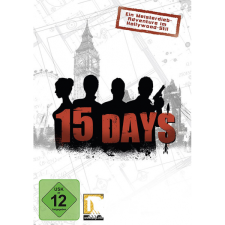 HandyGames 15 Days (PC - Steam Digitális termékkulcs) videójáték