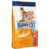 Happy Cat Adult Indoor Salmon 2 x 4 kg