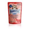 Happy Cat POUCH HÚS ADULT MARHA-SZÍV 24x85g