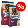 Happy Dog Supreme Sensible Happy Dog Supreme mix 2 x 12,5 kg - Mix: Toscana, Irland