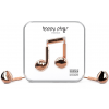 Happy Plugs Earbud Plus Rose Gold Deluxe Edition