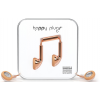 Happy Plugs Earbud Rose Deluxe Edition