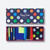 Happy Socks 4-pak New Classic XNCG09-9300