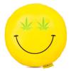 HappyFace Emoji Cannabis párna