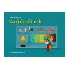 Harcos Bálint Szofi átváltozik gyermek- és ifjúsági könyv