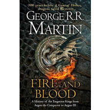 HarperCollins Publishers MARTIN, GEORGE R. R. - FIRE AND BLOOD idegen nyelvű könyv