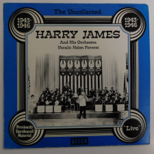 Harry James And His Orchestra - The Uncollected 1943-1946 LP (NM/VG+) GER jazz