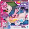 Hasbro Én kicsi pónim: Pinkie Pie póni és a Hattyú hajó szett - Hasbro