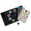 Hasbro Yo-Kai Watch medál gyűjtőalbum szett 1. széria