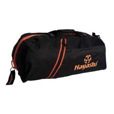 Hayashi Sporttáska, Hayashi, kombi, fekete / narancs, nagy 67cm