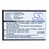 HB434666RAW vezetéknélküli router akkumulátor 1150 mAh