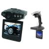 HD-DVR eseményrögzítő kamera színes monitorral, éjjellátó funkcióval