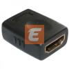 HDMI aljzat-aljzat adapter