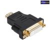 HDMI dugó - DVI aljzat 24+1 tűs