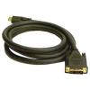 HDMI - DVI kábel (5m)