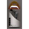 Headset, SonyEricsson Xperia X10 mini, /MH700/, felvevőgombos, sztereó, 3.5mm jack, fekete, gyári, bliszteres