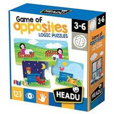 Headu Párosító puzzle - Ellentétek (IT20805) társasjáték