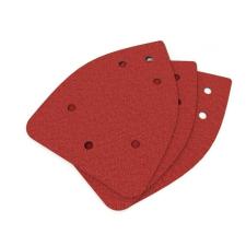 Hecht HECHT 001176080 csiszolópapír 80-as, 10 db barkácsolás, csiszolás, rögzítés