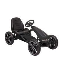 Hecht Mercedes Benz Gokart fekete 3-6 éves korig