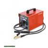 hegesztőtrafó, 130A, 2-3,2mm pálcaméret, kábellel+pajzzsal, hűtőventillátorral