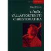 Hegyi Dolores Görög vallástörténeti chrestomathia
