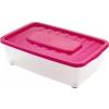 heidrun Box úložný pod postel 25 l, růžová