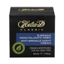 Helia-D ránctalanító krém éjszakai 50ml 50 ml nappali arckrém