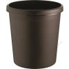 HELIT Szemetes, 18 liter, HELIT, barna (INH6105875)