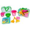 Hello Kitty: homokozó szett poncsóval - több színben