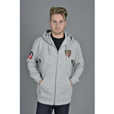 Helly Hansen NORSE FZ HOODIE Végigzippes pulóver