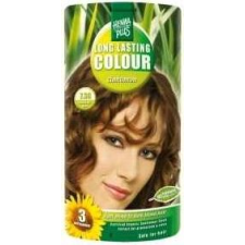 HennaPlus természetesen tartós hajfesték 7.38 fahéj 1db hajfesték, színező