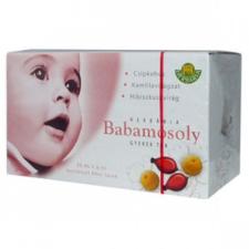 Herbária Babamosoly filteres gyerek tea gyógytea