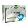 Herbária D3-vitamin 2000 NE étrend-kiegészítő kapszula
