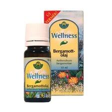 Herbária Wellness Bergamottolaj 10 ml illóolaj